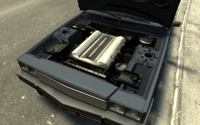 Manana-GTAIV-moteur