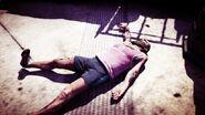 Trevor dead