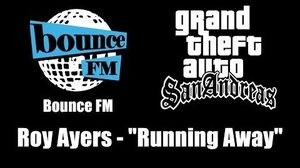 "GTA San Andreas - Bounce FM Roy Ayers - ""Running Away"""