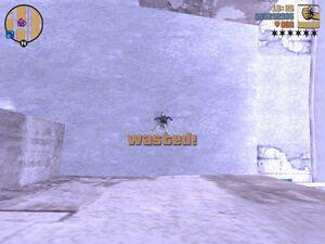 Wasted GTA III