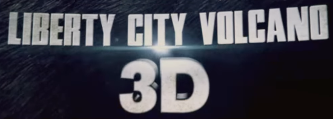 Liberty City Volcano 3D