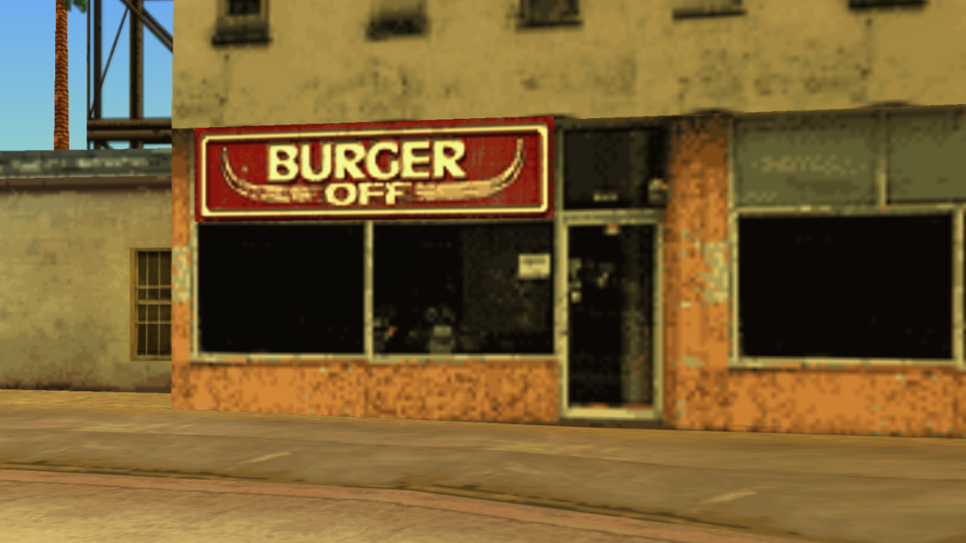 Burger Off