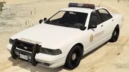 Sheriff Cruiser