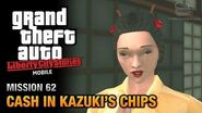 GTA Liberty City Stories Mobile - Mission -62 - Cash in Kazuki's Chips