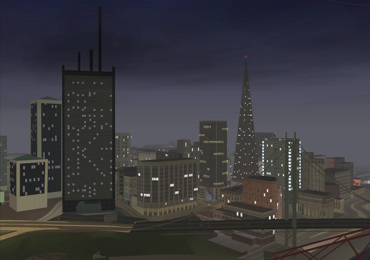 Башня Сан-Фиерро