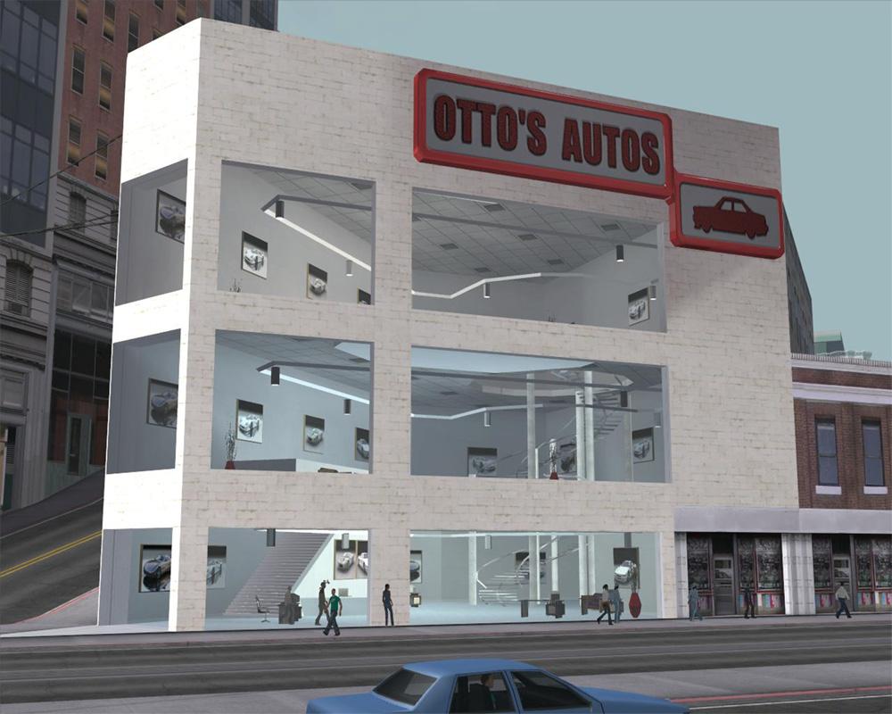 Otto's Autos