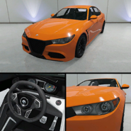 Lampadati Komoda Legendarymotorsport.net GTA Online
