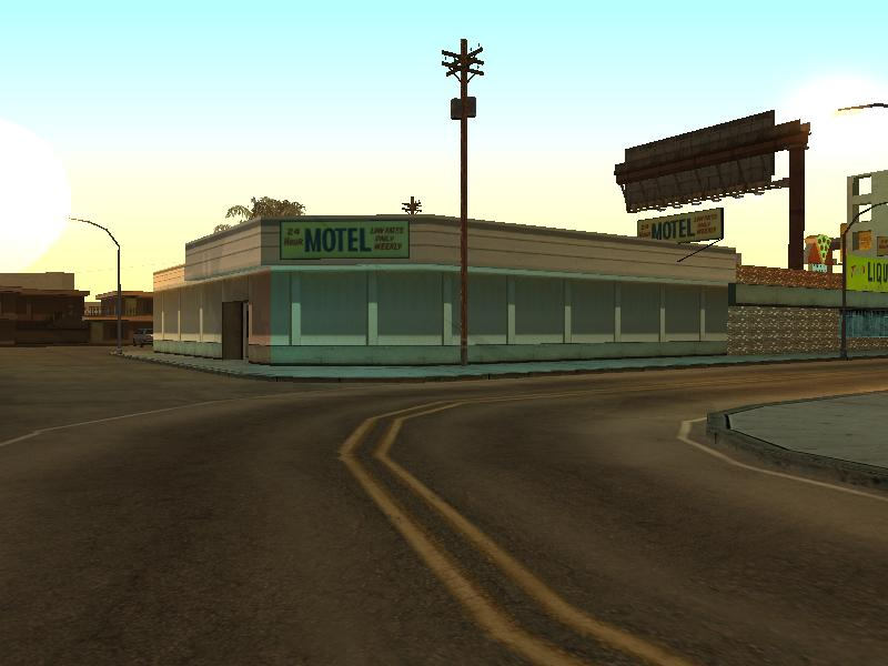 24 Hour Motel