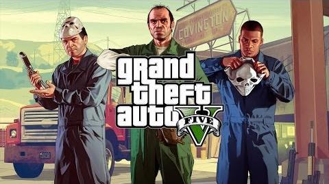 Grand Theft Auto V - Pub TV Xbox 360