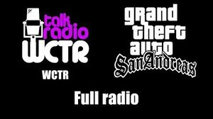 GTA San Andreas - WCTR Full radio