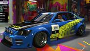 Sultan RS em GTA online