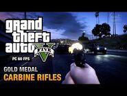 GTA 5 Mission 12 Carbine Rifles (PC)