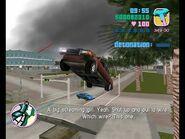 GTA Vice City - Mission 34- Publicity Tour