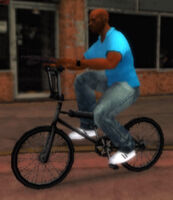 BMX (Victor) GTA Vice City Stories