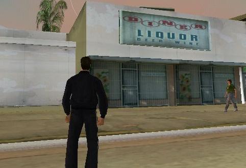 Diner Liquor