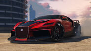 Truffade Thrax Image officielle GTA Online