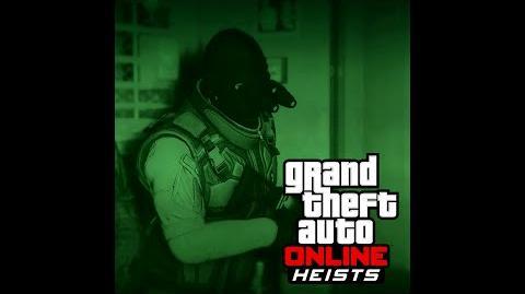 GTA Online Heists Travail d'équipe Indispensable
