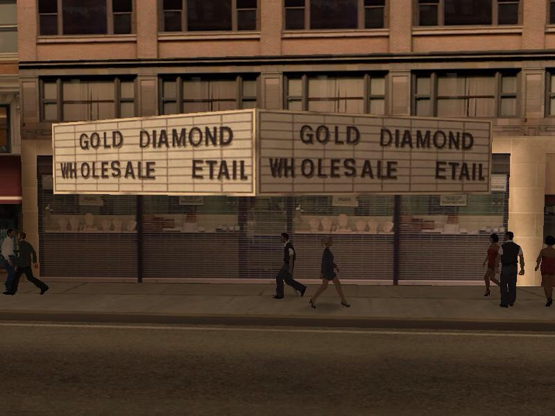 Gold Diamond