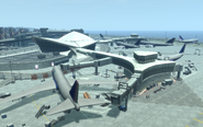 Francis International Airpost
