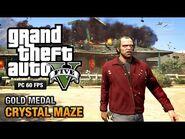 GTA 5 Mission 20 Crystal Maze (PC)