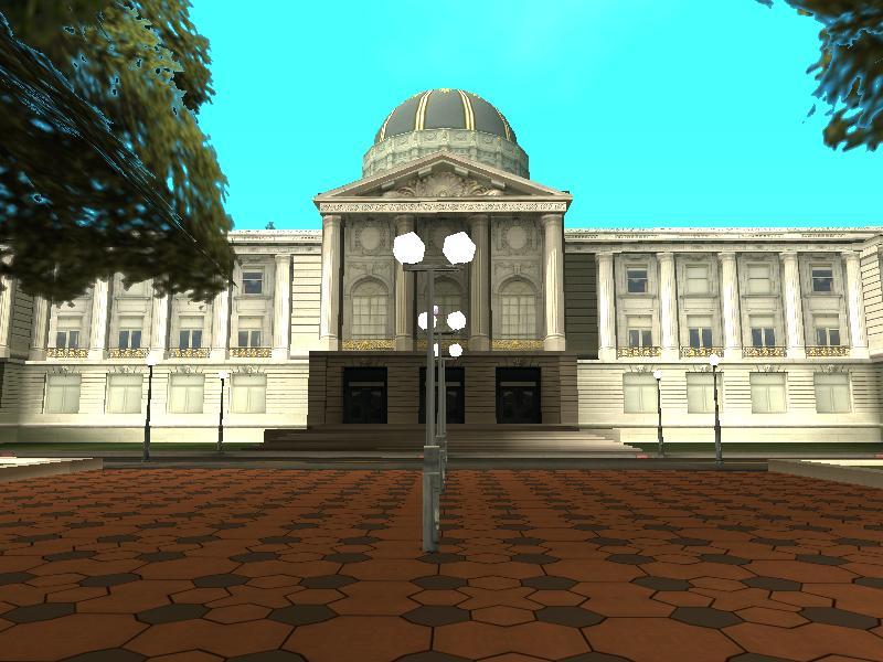 Сити-холл Сан-Фиерро