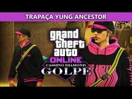 GTA Online - O Golpe do Cassino Diamond- Tática Trapaça Yung Ancestor (Desafio de Elite)