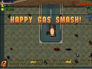 Happy Gas Smash!