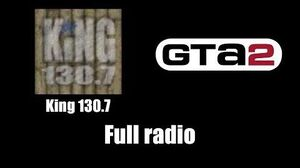 GTA 2 (GTA II) - King 130