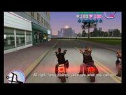 GTA Vice City - Mission 31- Alloy Wheels of Steel