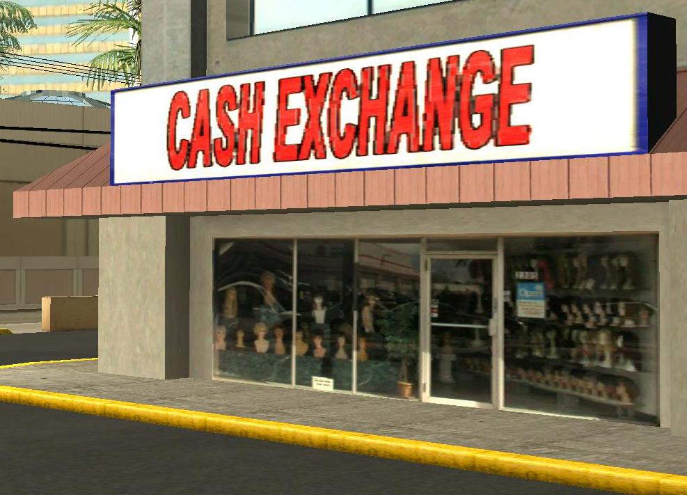 Cash Exchange