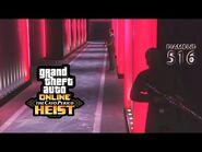 GTA V Online - Preliminar do Golpe - Código do Cofre