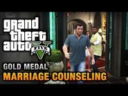 GTA 5 Mission 6 Marriage Counseling (Xbox 360)