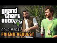 GTA 5 Mission 8 Friend Request (Xbox 360)
