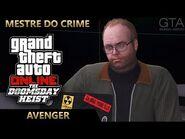 GTA Online - O Golpe do Juízo Final - Avenger (Mestre do Crime IV)