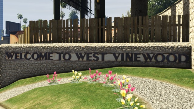 West Vinewood