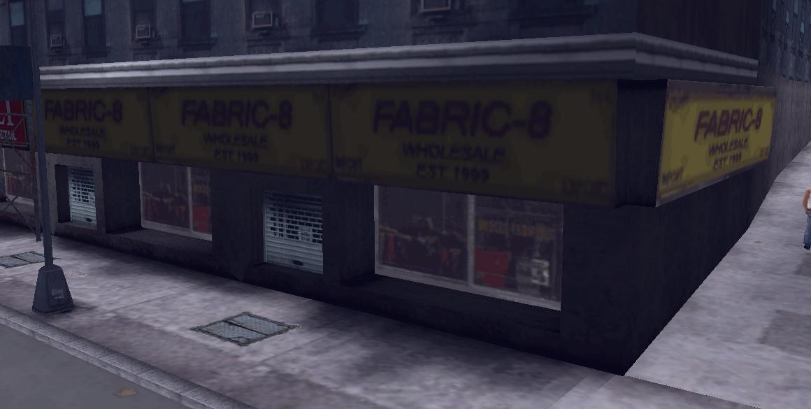 Fabric-8