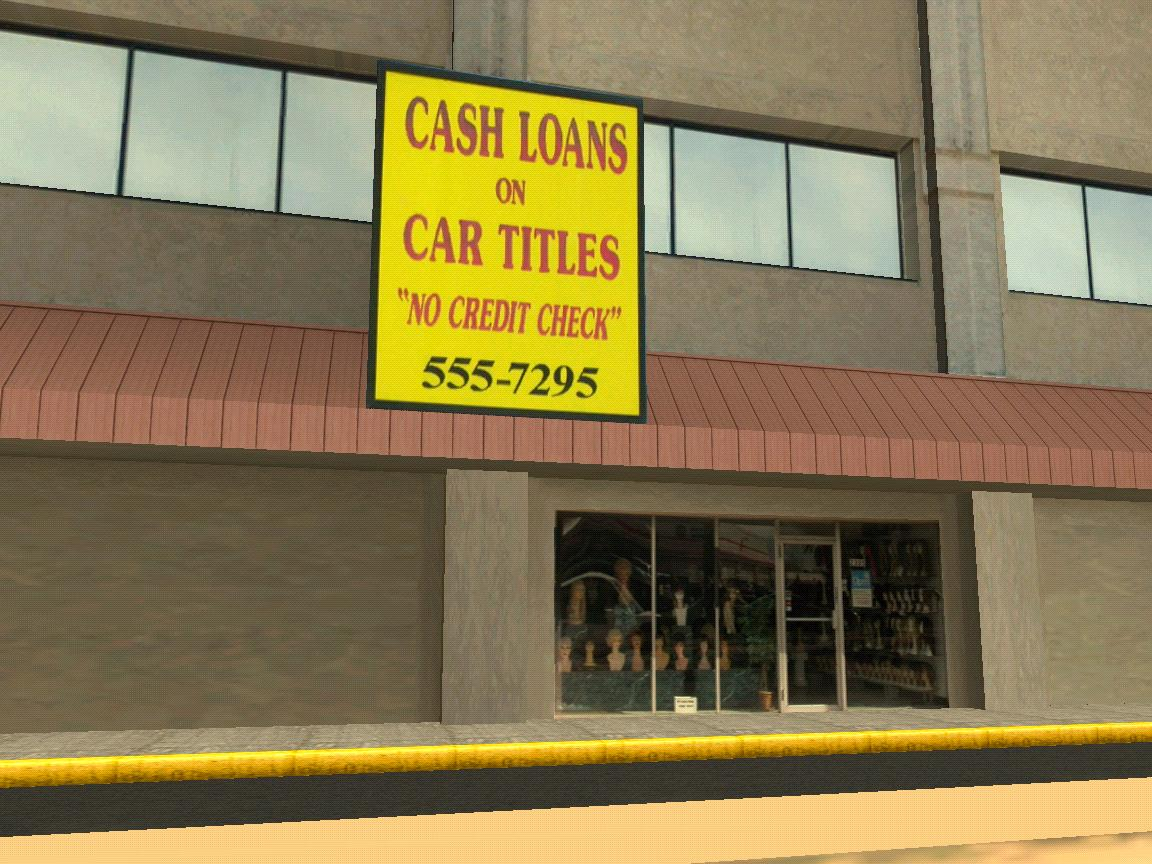 Cash Loans on Car Titles