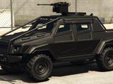 Insurgent Pick-Up