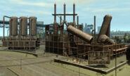 Opuszczona rafineria DUDE (IV)