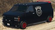 Declasse Burrito de gang vue devant GTA Online
