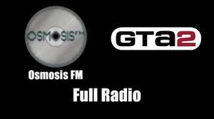 GTA 2 (GTA II) - Osmosis FM Full radio