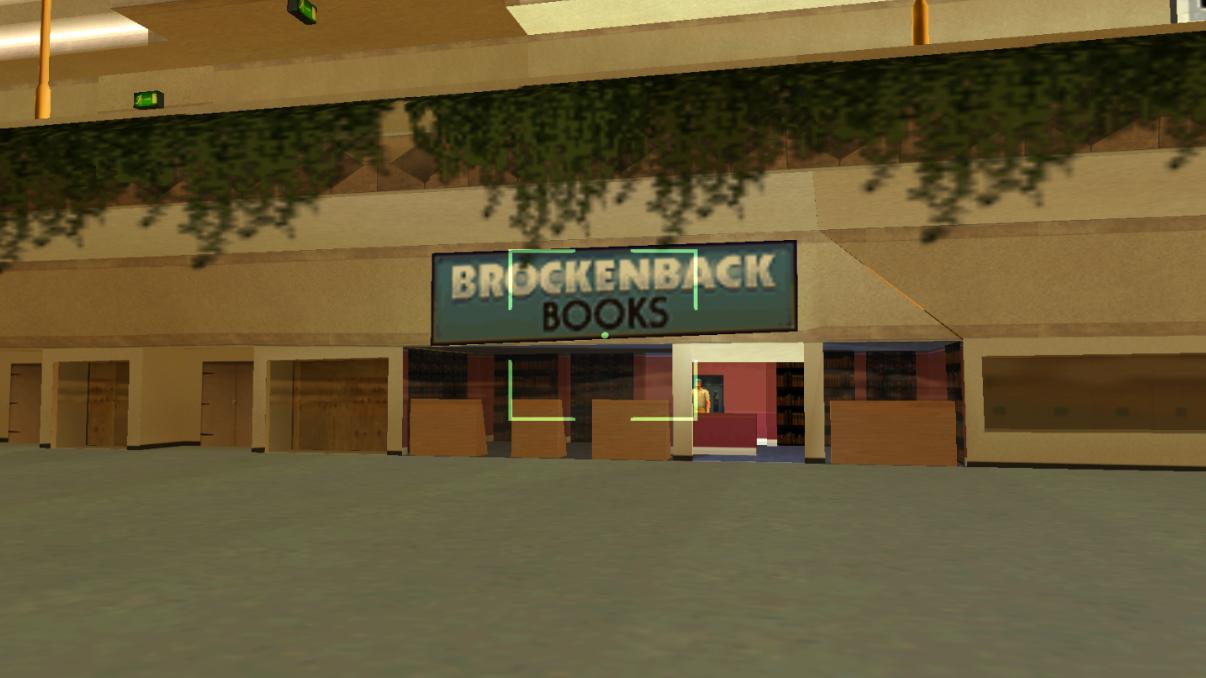 Brokenback Books