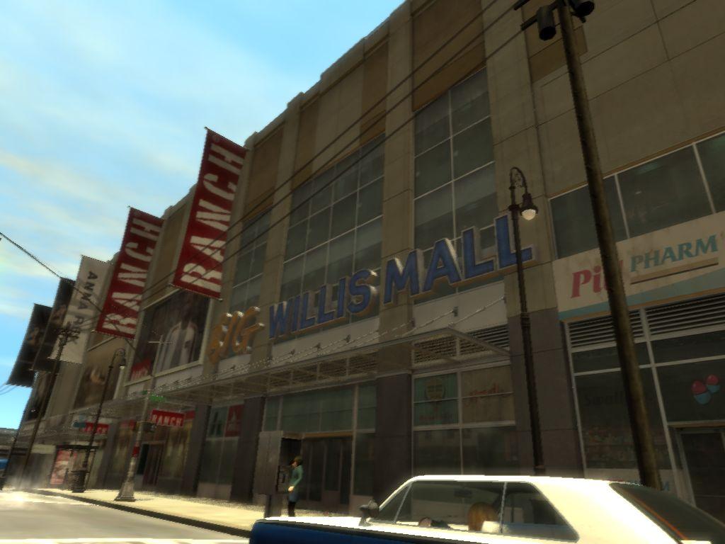 Big Willis Mall