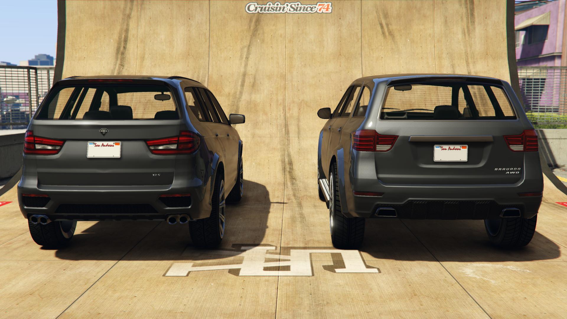 Bravado XLS - Bravado Gresley Comparaison GTA Online.png