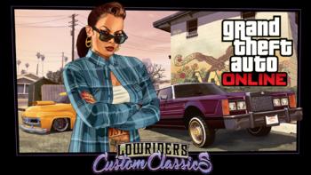 GTA Online: Lowriders: Clássicos Personalizados