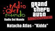 "GTA Liberty City Stories - Radio Del Mundo Natacha Atlas - ""Kidda"""