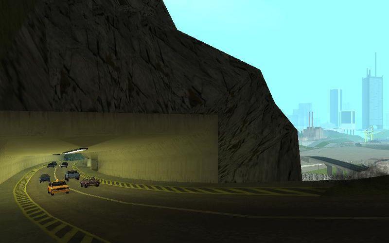 Туннель Истер