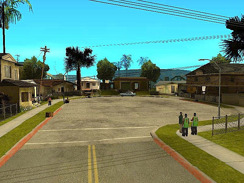 Ganton Grand Theft Wiki Fandom