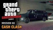 GTA Liberty City Stories Mobile - Mission -60 - Cash Clash