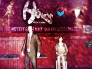 Niko és Carmen a Honkers Gentlemen's Clubban